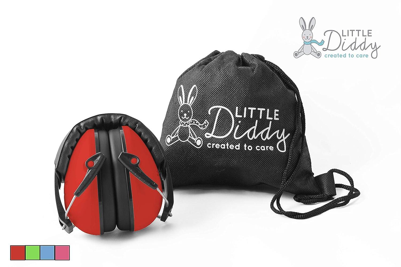 Little Diddy- enfants oreille Defenders- Sac de transport inclus Diverse Retail Ltd LD-004