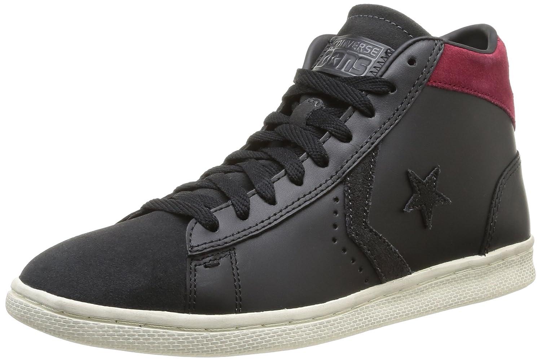 Converse Sneaker Pro Lp Mid Z T schwarz/rot EU 38