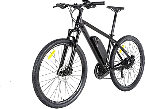 WEMOOVE Bicicleta de montaña eléctrica semirrígida Serie 700 Pro ...