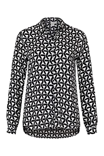 ETERNA long sleeve Blouse MODERN FIT printed