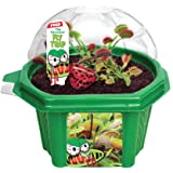 Toys By Nature Venus Fly Trap - Fun and Easy to Grow Kids Terrarium Set - Grow Bug Eating Plants - Complete Carnivorous Plant Kit