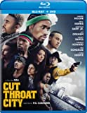 Cut Throat City [Blu-ray + DVD]