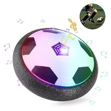 ZWOOS Juguete Balón de Fútbol Flotante Pelota Suspensión de Aire ...
