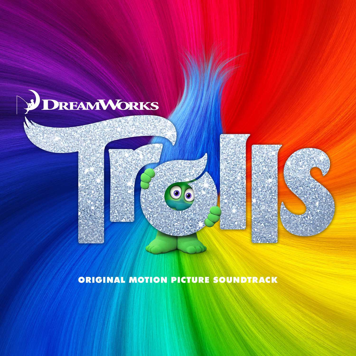 TROLLS (Original Motion Picture Soundtrack) by CD