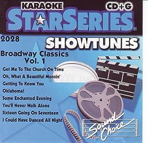 Karaoke: Broadway Classics 1