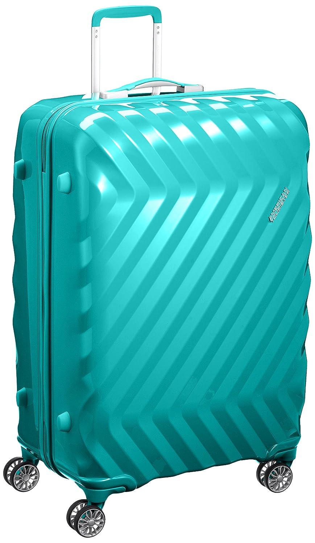 [アメリカンツーリスター] スーツケース ZAVIS ゼイビス スピナー77 102L (旧モデル) B01BTGOUF4パステルターコイズ