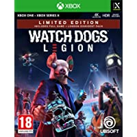 Watch Dogs Legion Limited Edition (Exclusive to Amazon.co.uk) (Xbox One)
