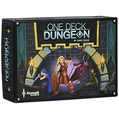 One Deck Dungeon: Toys & Games