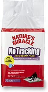 Nature's Miracle No Tracking Absorbent Training Pads