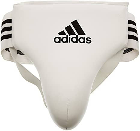 online store 98ec9 e3af4 adidas Conchiglia Men s Groin Guard, bianco, S, adibp05