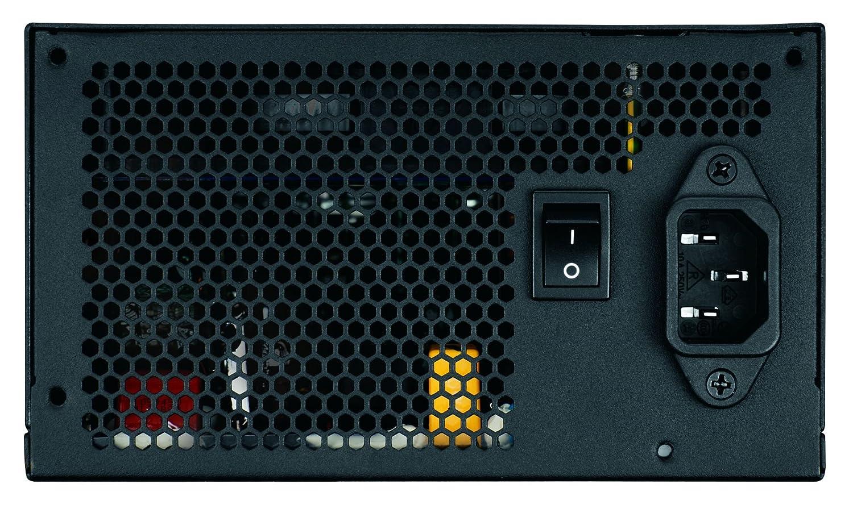 Corsair CP-9020122-NA CX Series 650 Watt 80 Plus Bronze Certified Non-Modular Power Supply