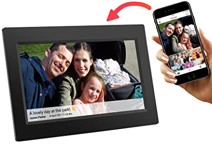 Amazon Feelcare 10 Inch Smart Wifi Digital Photo Frame With