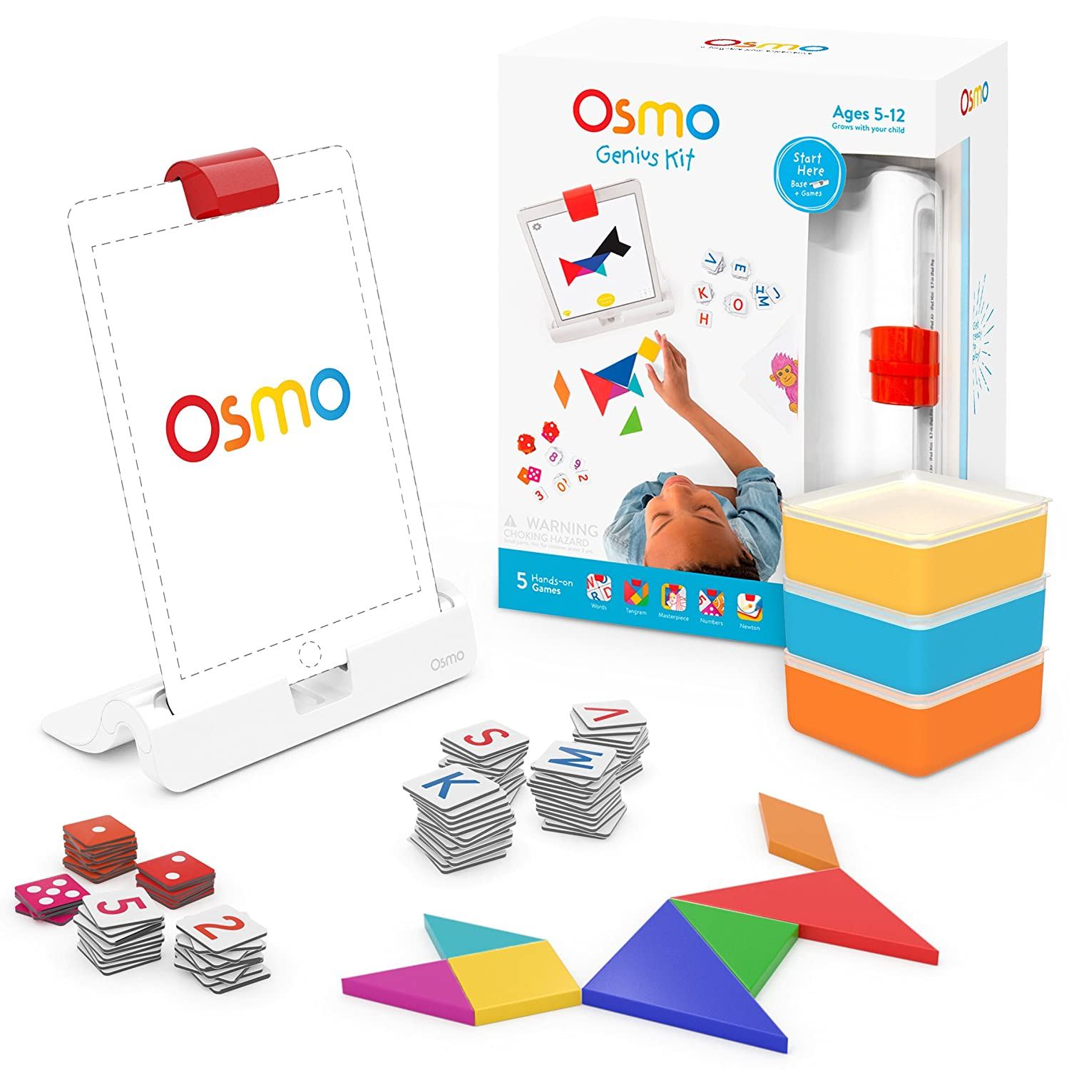 Osmo Genius Kit (iPad Base included) $99