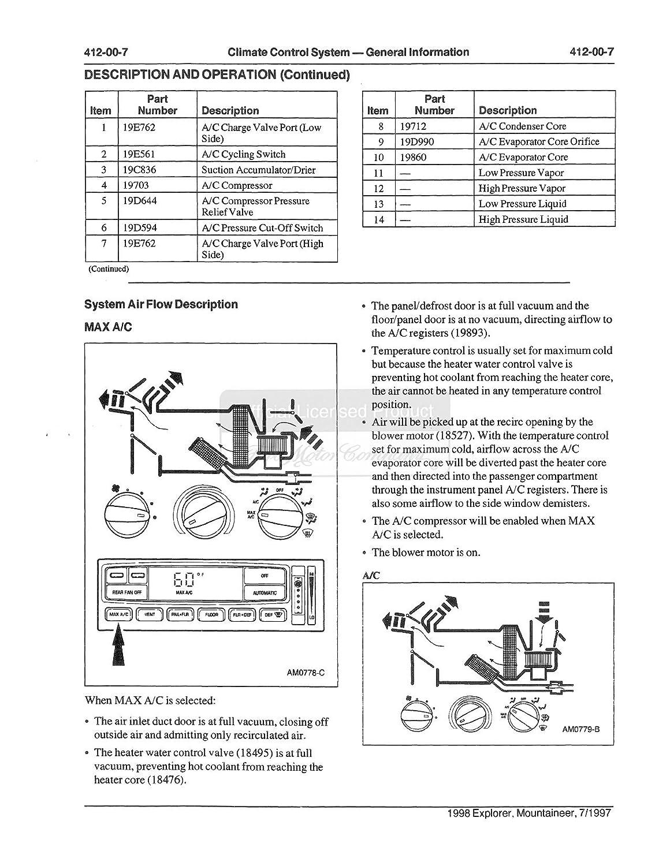 Amazon.com: 1998 Ford Ranger Shop Service Repair Manual Book Engine  Drivetrain Wiring OEM: Automotive