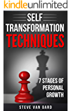 Self Transformation Techniques: 7 Stages of Personal Growth | Self Transformation Guide and Personal Growth for Beginners Workbook (Success Academy 2)
