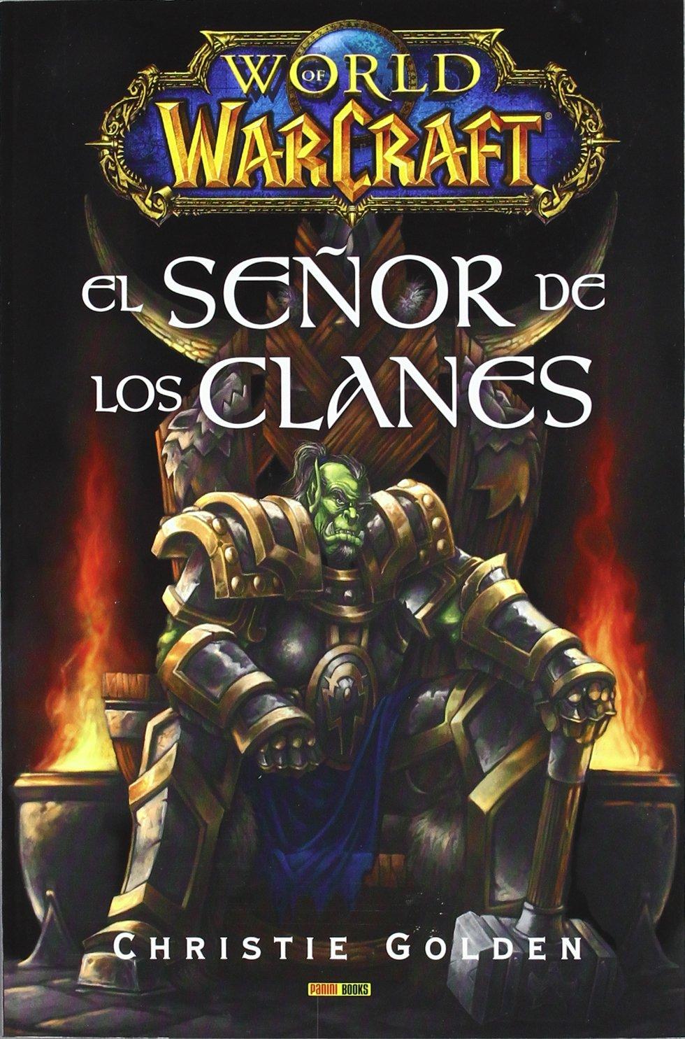 libros warcraft orden