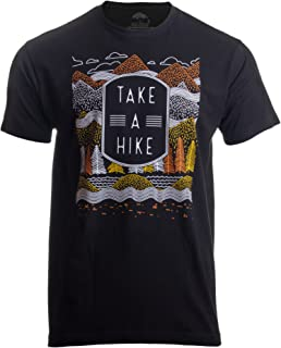 503af686fa7a Take a Hike | Outdoor Nature Hiking Camping Graphic Saying for Men Women T- Shirt