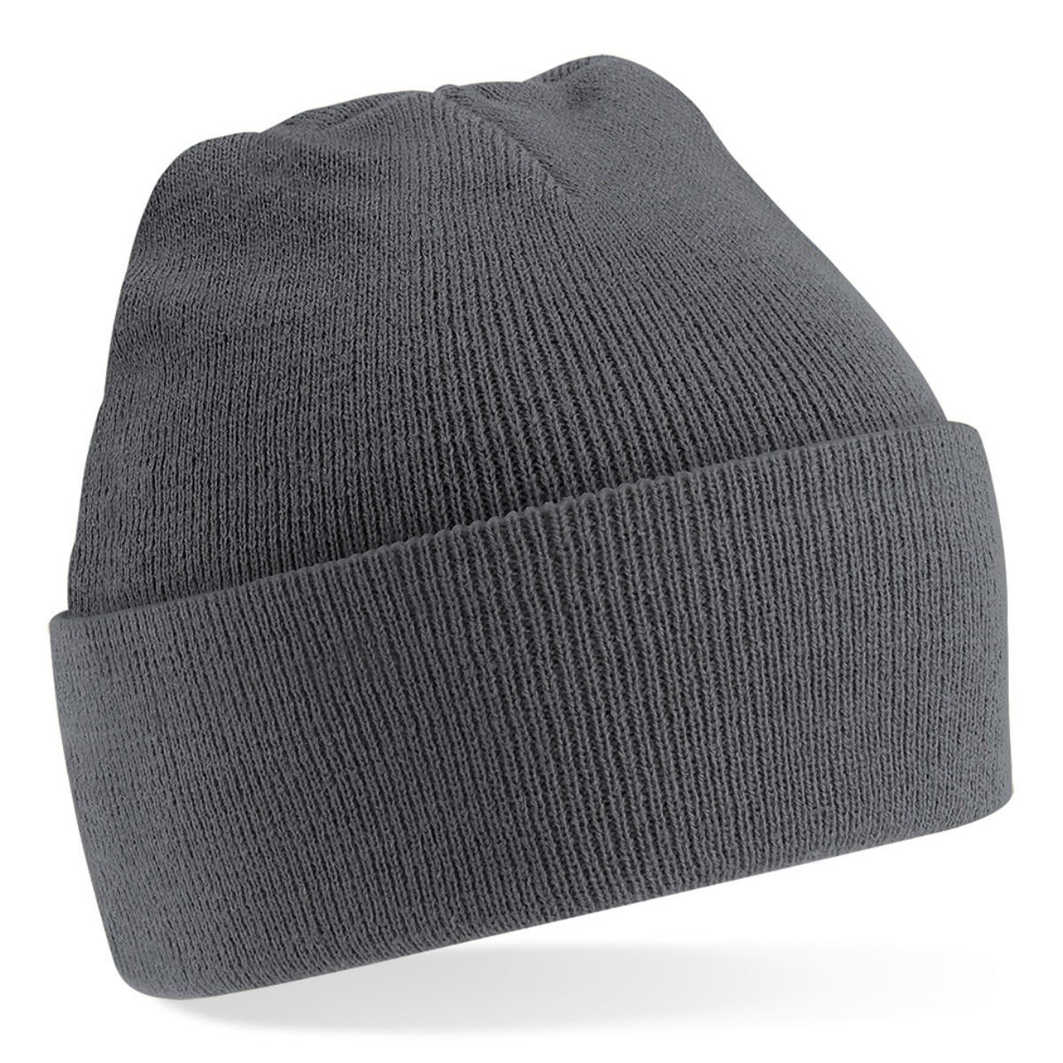 Beechfield Knitted Cap, various colours B45
