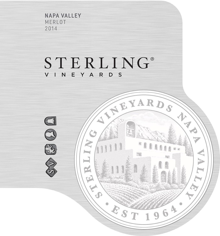 2014 sterling vineyards napa valley merlot 750 ml at amazon u0027s wine