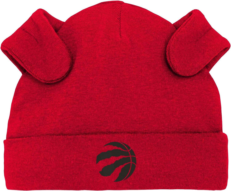 Newborn Toronto Raptors Team Fanatic Long Sleeve Creeper and Hat Set Pant