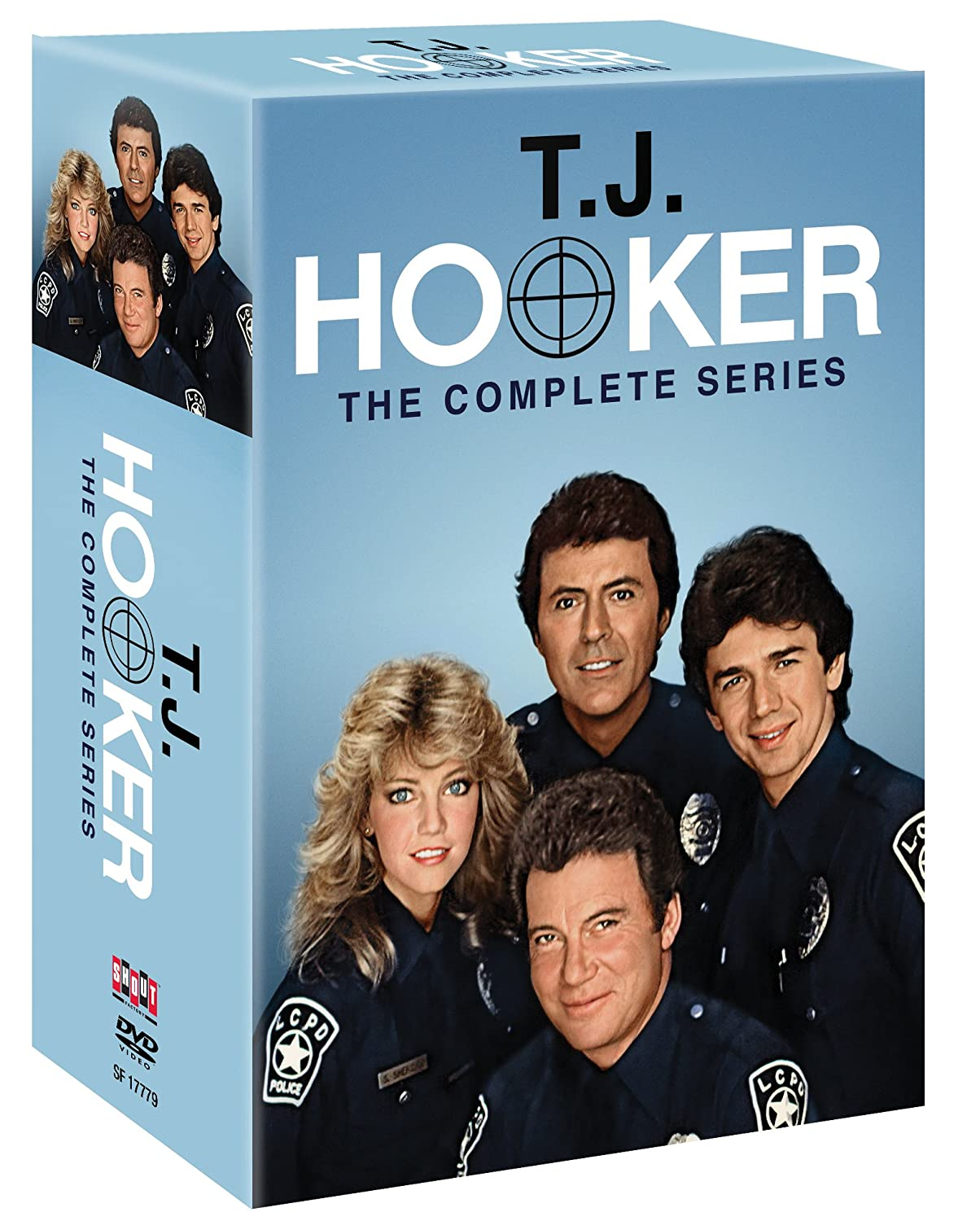 Amazoncom Tj Hooker The Complete Series William Shatner