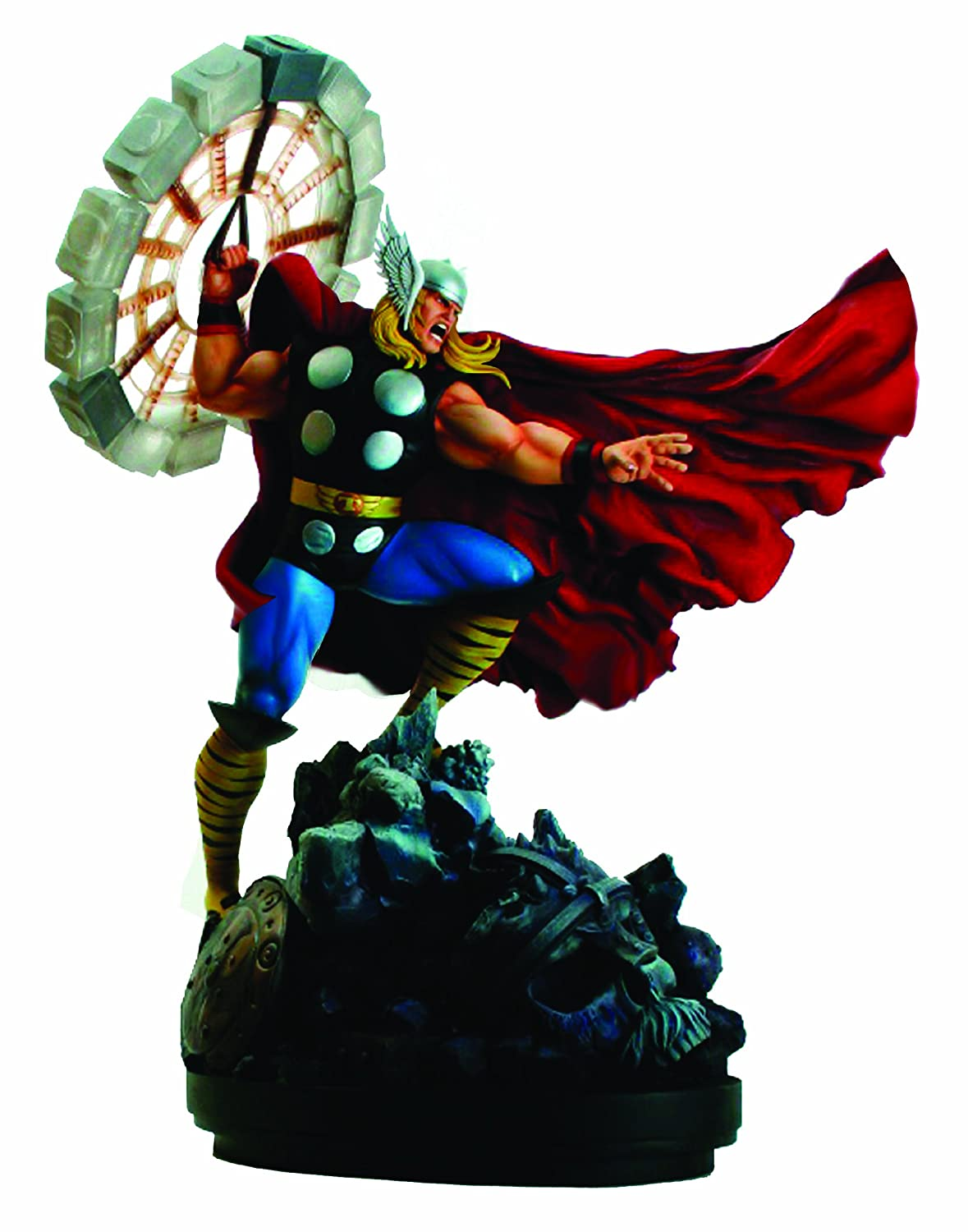 Bowen Designs The Mighty Thor Statue lackiert – (Classic Action Version)