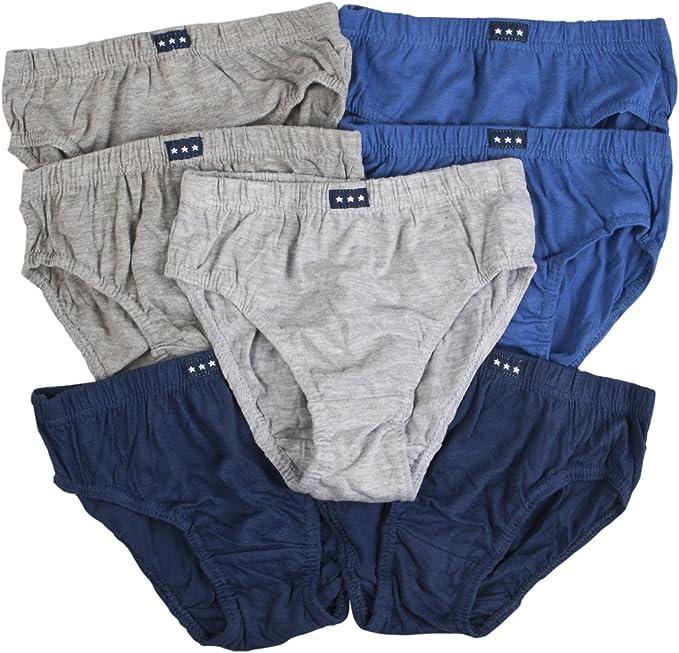 7 Paire Filles 100/% Coton Culotte-Divers Modèles 2-3 3-4 ans