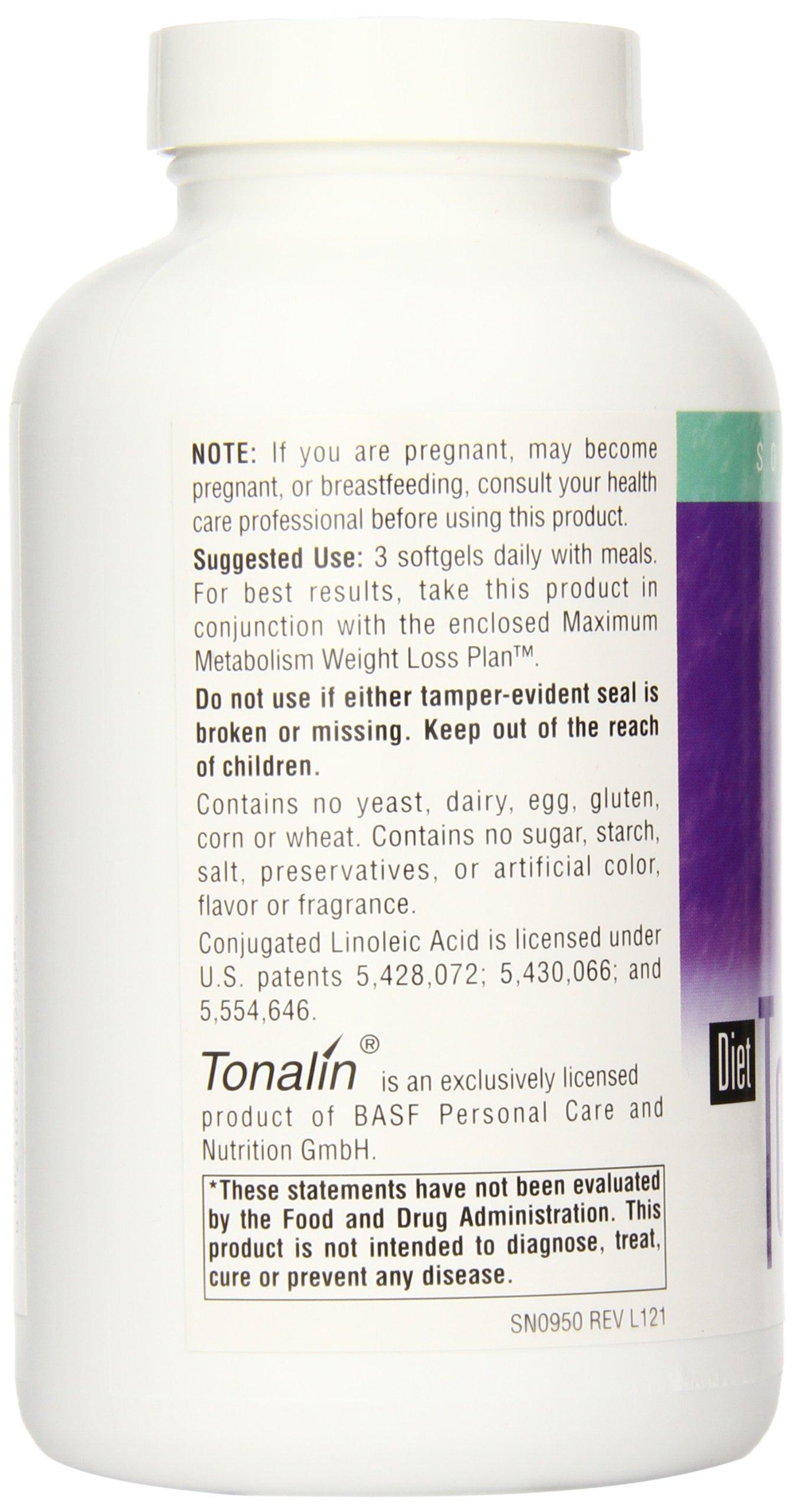 Source Naturals Diet Tonalin CLA, May Help Reduce Body Fat, 120 Softgels