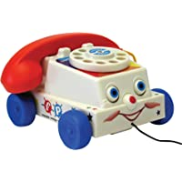 Basic Fun Fisher Price Classic Chatter Phone