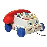 Basic Fun Fisher Price Classics Retro Chatter Phone