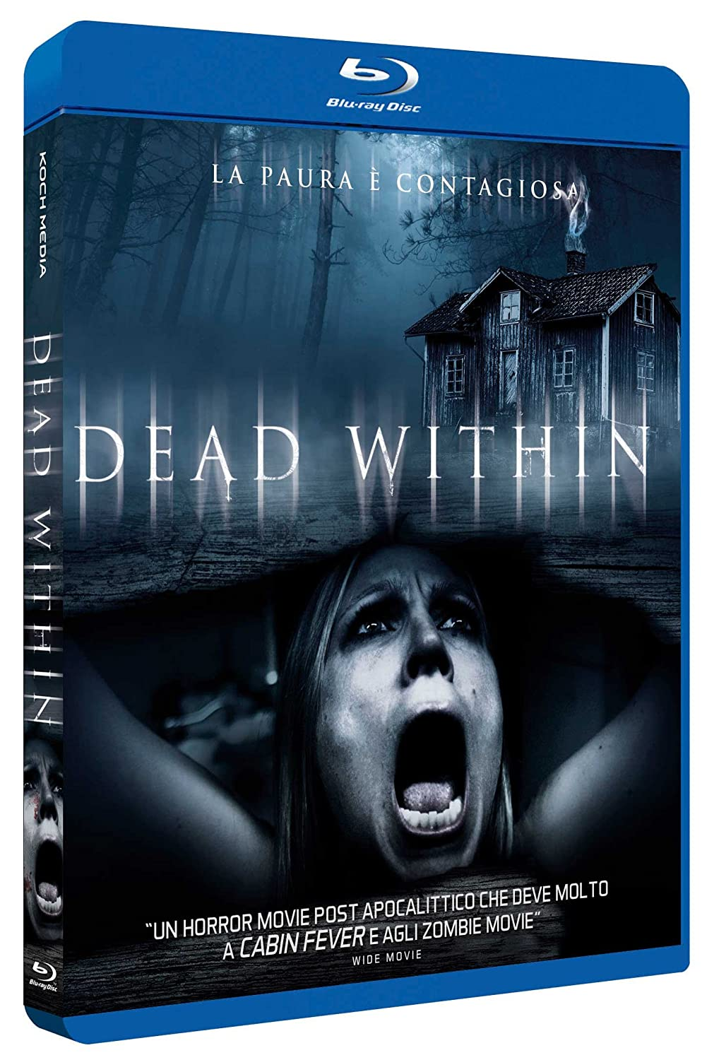 Dead Within (2014) Full Blu Ray 1:1 AVC ITA DTS HD-MA  5.1