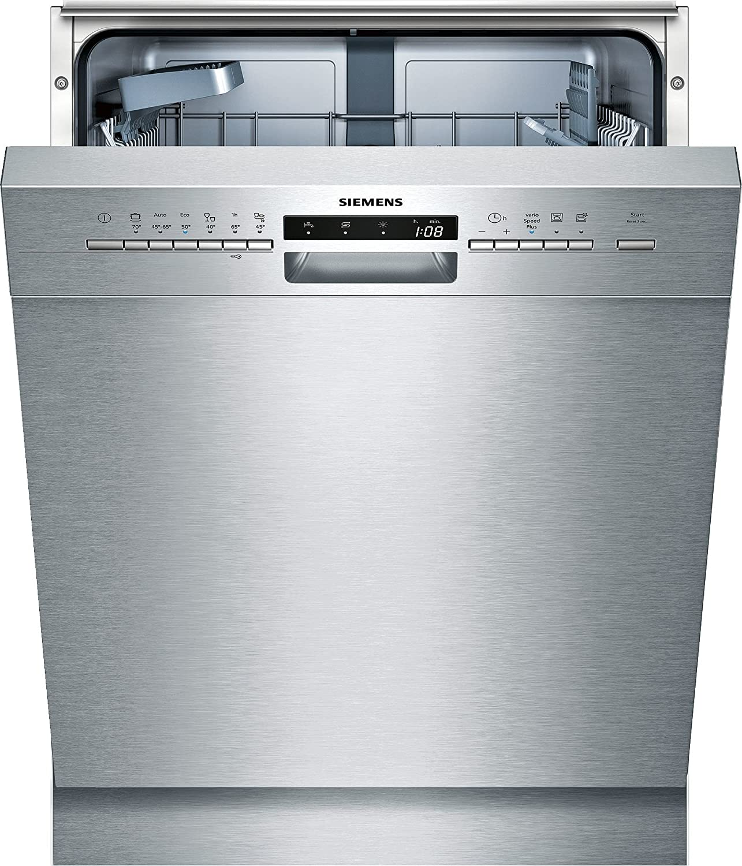 SN436S00PE Geschirrspüler U bau A ed Amazon Elektro Großgeräte