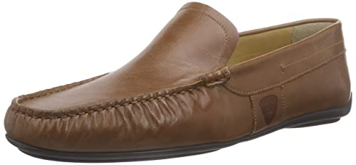 Strellson Dustin Mocassin II Cow Crust, Mocasines para Hombre, Marrón, 42 EU: Amazon.es: Zapatos y complementos