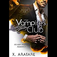 The Vampire's Club (An M/M Vampire Romance) (Book 6) (English Edition)