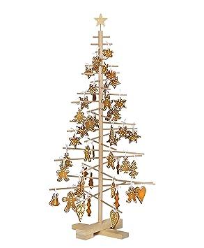 xmas3 sku202 m 125 rbol de navidad color beige - Arbol De Navidad De Madera