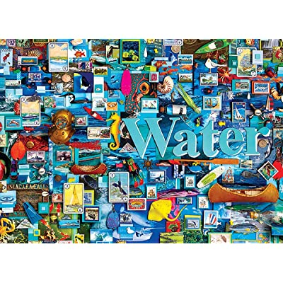 Water: Toys & Games