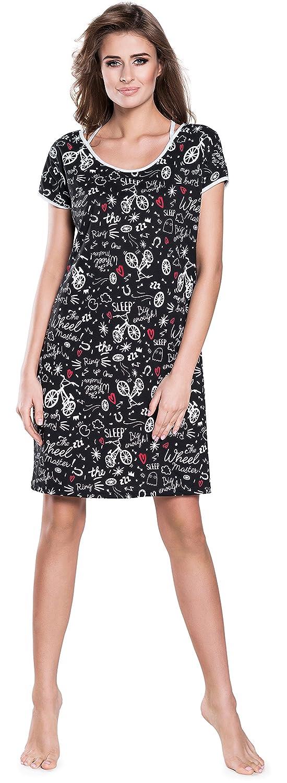 TALLA S. Italian Fashion IF Camisón Mujer IFS18003