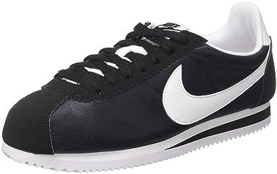 Nike - Damen - Wmns Classic Cortez Nylon - Sneaker - schwarz XtuRJz