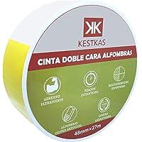 Extra sterke dubbelzijdige tape voor tapijten - tapijt - kunstgras - glas - gelakt hout - glad plastic - polystyreen…