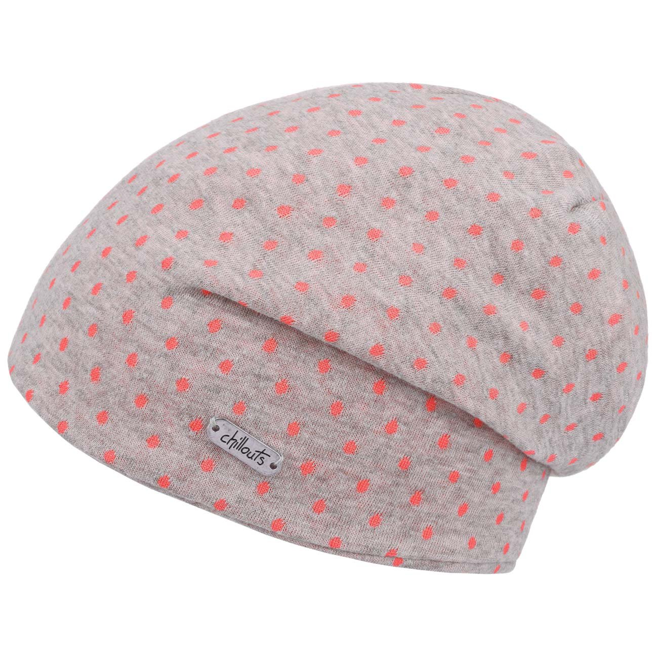 CHILLOUTS Johannesburg Oversize Beanie Indoorm/ütze M/ütze Sommerm/ütze Beaniem/ütze Dames muts Long zomer