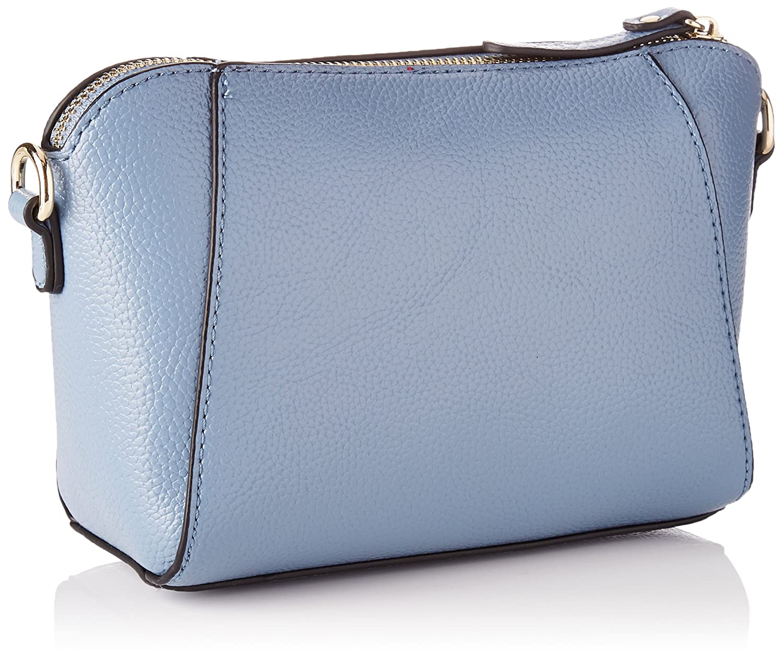 Damen Hartley Crossbody 6/Pack Umhängetasche, Blau (Blau), 14x08x18 cm Bulaggi