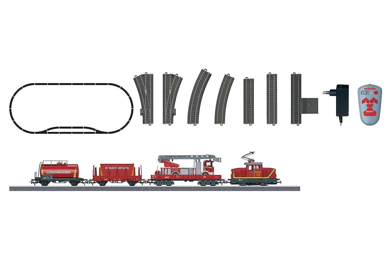 Märklin Startpackung Feuerwehr - digital Bild