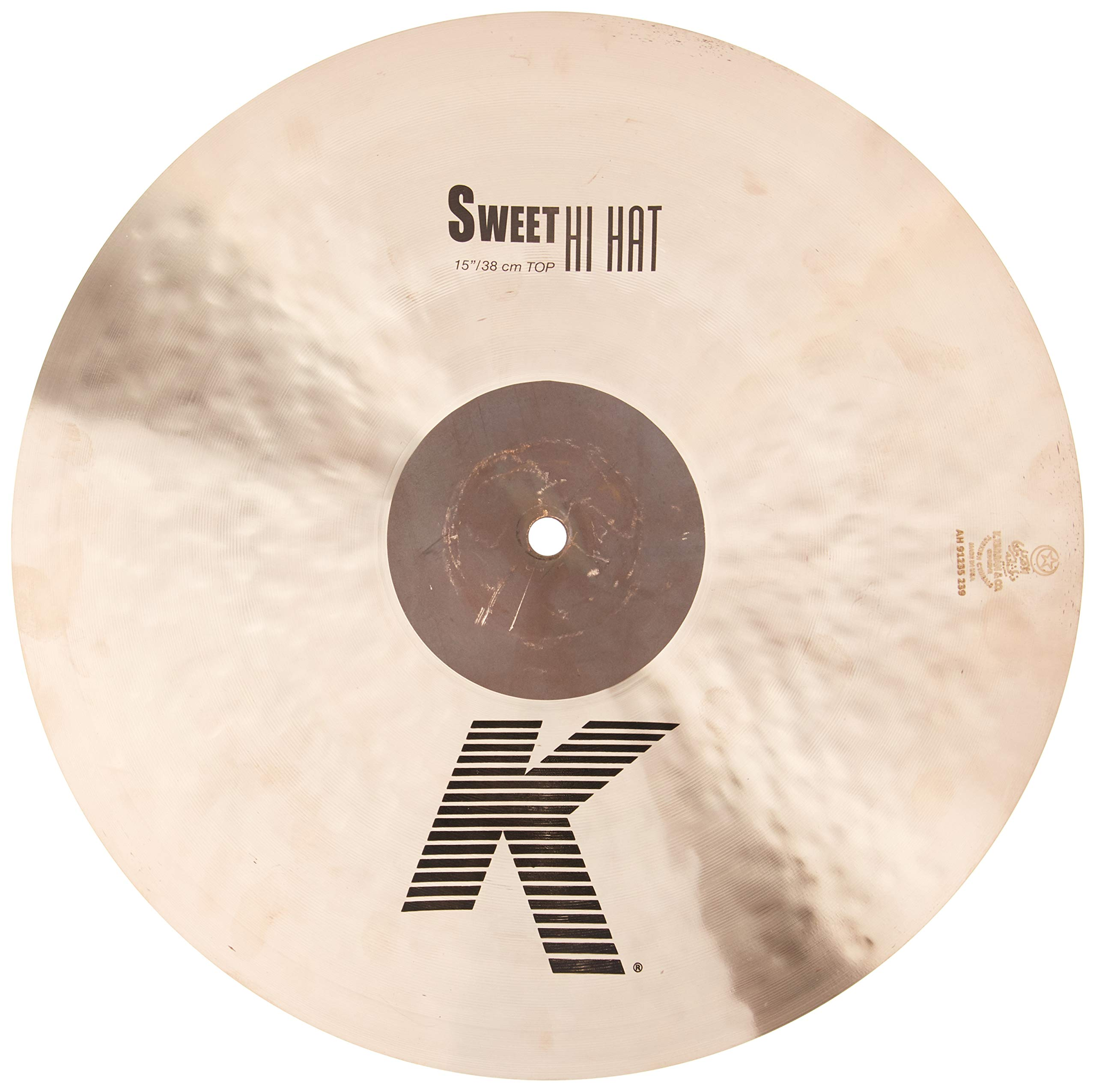 Zildjian 15'' K Sweet Hi Hat Cymbal Pair
