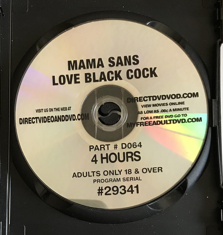 Amazon.com: Mama Sans Love Black Cock (4 Hours of Adult XXX Hardcore ...