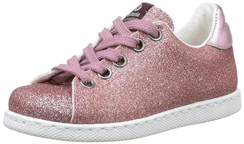 VictoriaDeportivo Basket Glitter Laminado - Basse Donna amazon-shoes rosa Glitter Estilo De La Moda De Salida LwVsCrZ