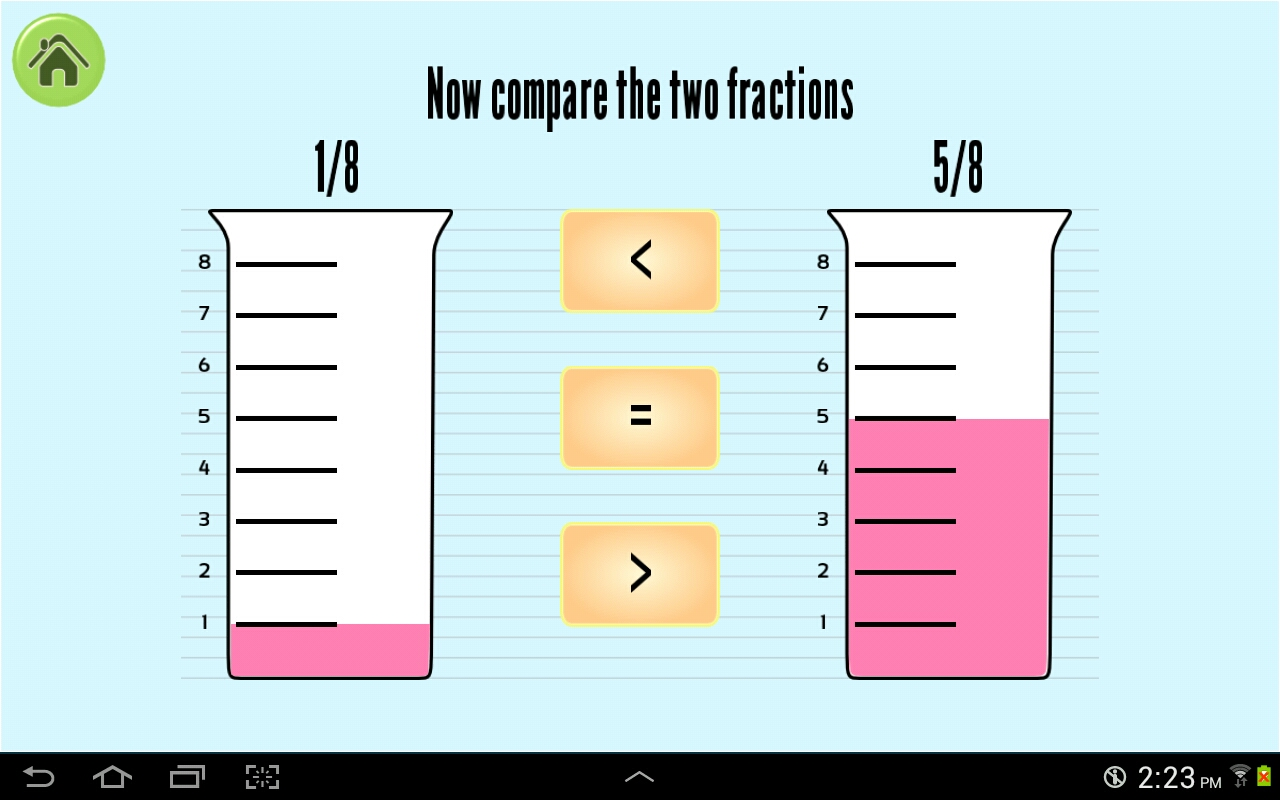 Amazon.com: Simply Fractions, Math Basics: Appstore for Android