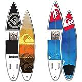 QS 2 Pack 16GB SurfDrive USB Flash Drive, Alpha, Sea Salt