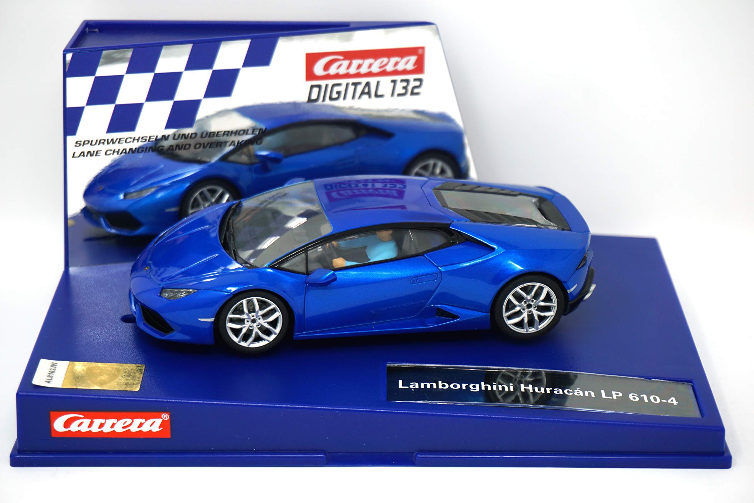 Carrera Digital 132 30747 Lamborghini Huracán LP 610-4 (blue)