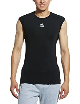 Adidas C&S - Ropa interior deportiva, color negro, ...