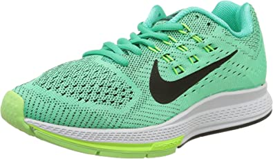 Nike Air Zoom Structure 18, Fitness femme, Turquoise